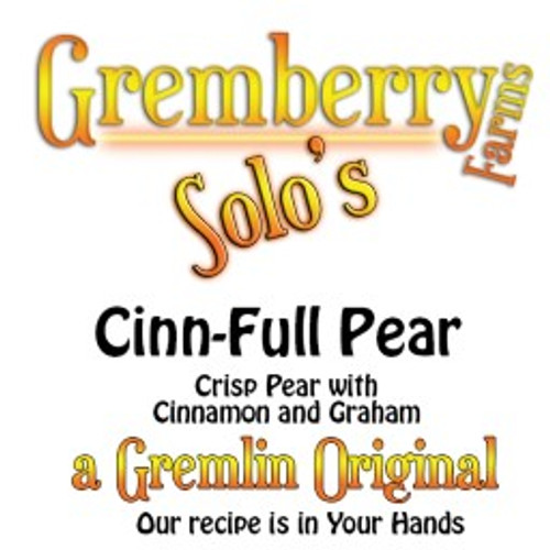 Cinn-Full Pear -GRM