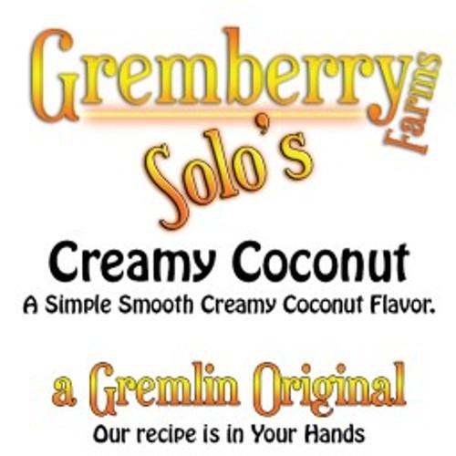 Creamy Coconut -GRM
