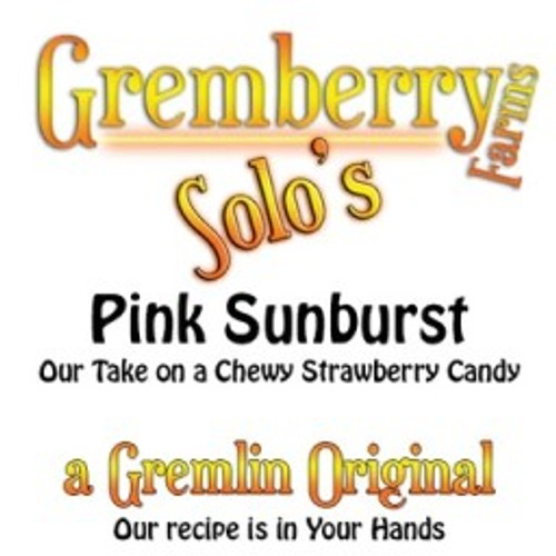 Pink Sunburst -GRM