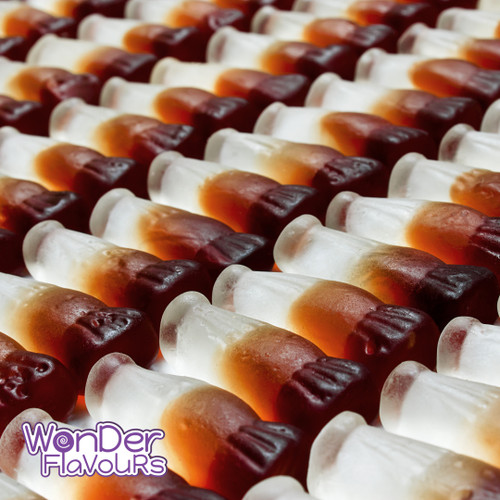 Root Beer Float Gummy Candy-SC-WF