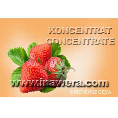 Strawberry Concentrate-INW