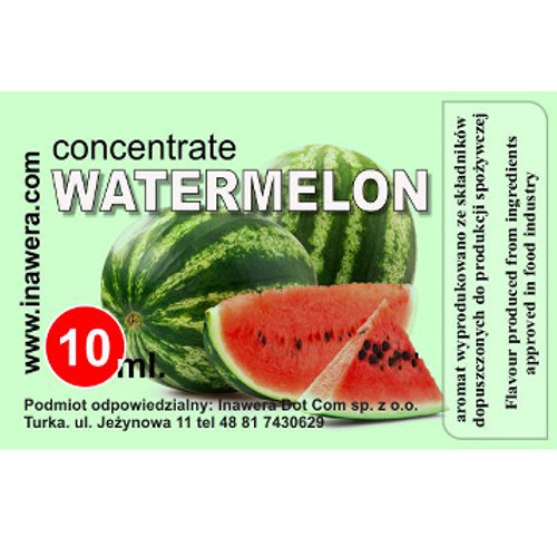 Watermelon Concentrate-INW