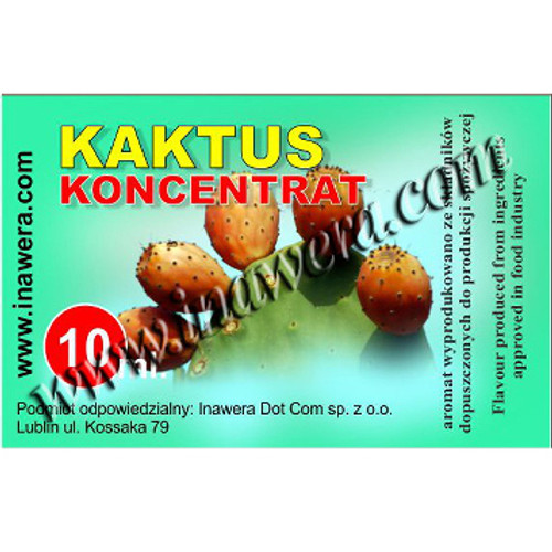Cactus Concentrate-INW