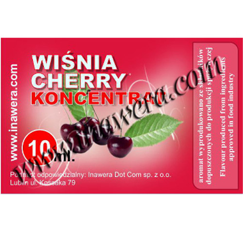 Cherry Concentrate-INW