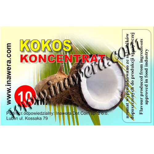 Coconut Concentrate-INW
