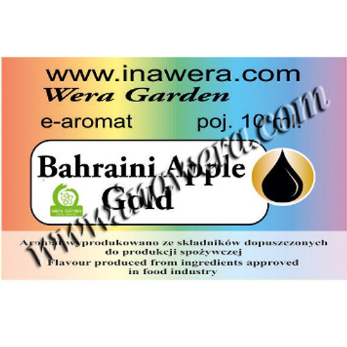 Bahraini Apple Gold WG-INW