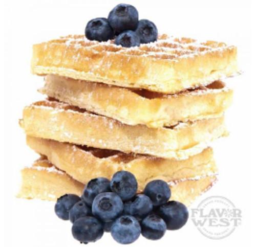 Blueberry Graham Waffle-FW