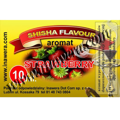Shisha Strawberry-INW
