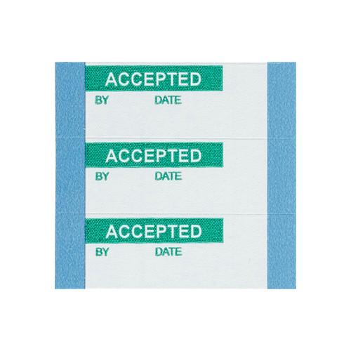 Brady Accepted Write-On Label - WO-2-PK