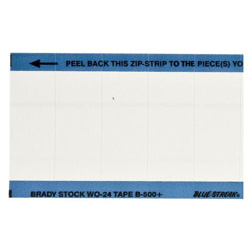 Brady Write-On Blank Label - WO-24-PK