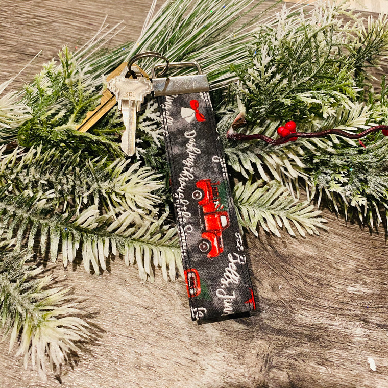 Jingle Bells  Keychain