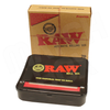 RAW 70mm Automatic Rolling Box Black