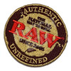 RAW Smokers Patch Collection - Circle Logo