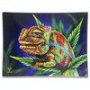 CHAMELEON GLASS TRAY SMALL