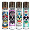 Mexican Skulls Clipper Lighters