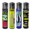 Clipper Lighters - New York 4 pack