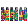 Leaves Pop Cover Clipper Lighters
