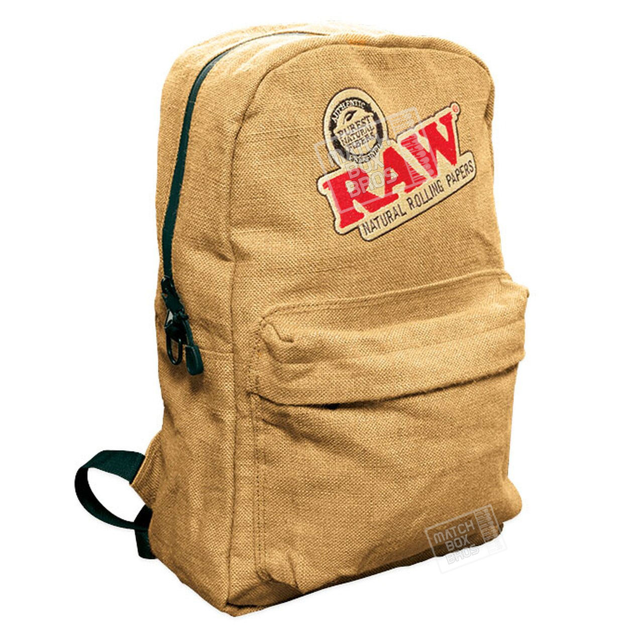RAW Burlap Backpack – Lower Key Edition