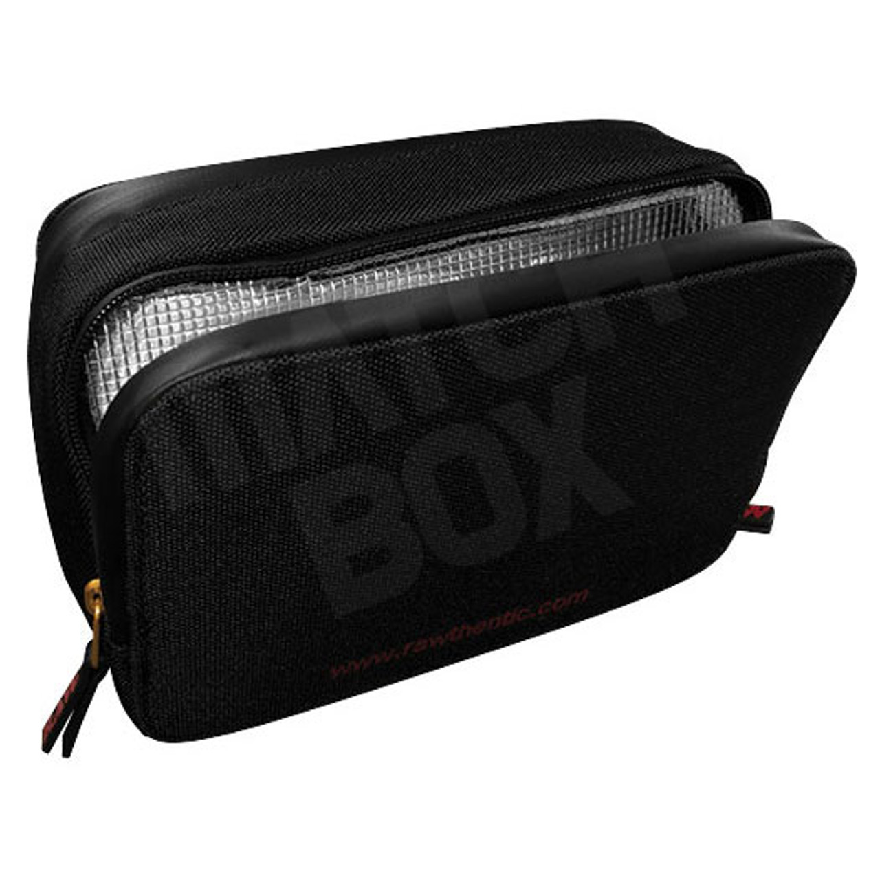 TrappKit Black Stash Bag Closed Back