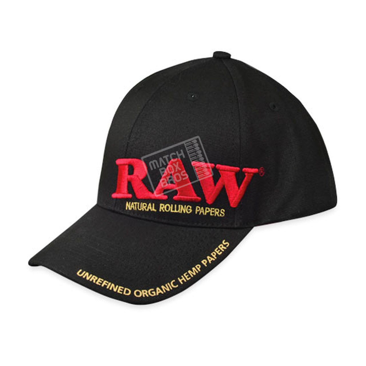 RAW Poker Hat 01