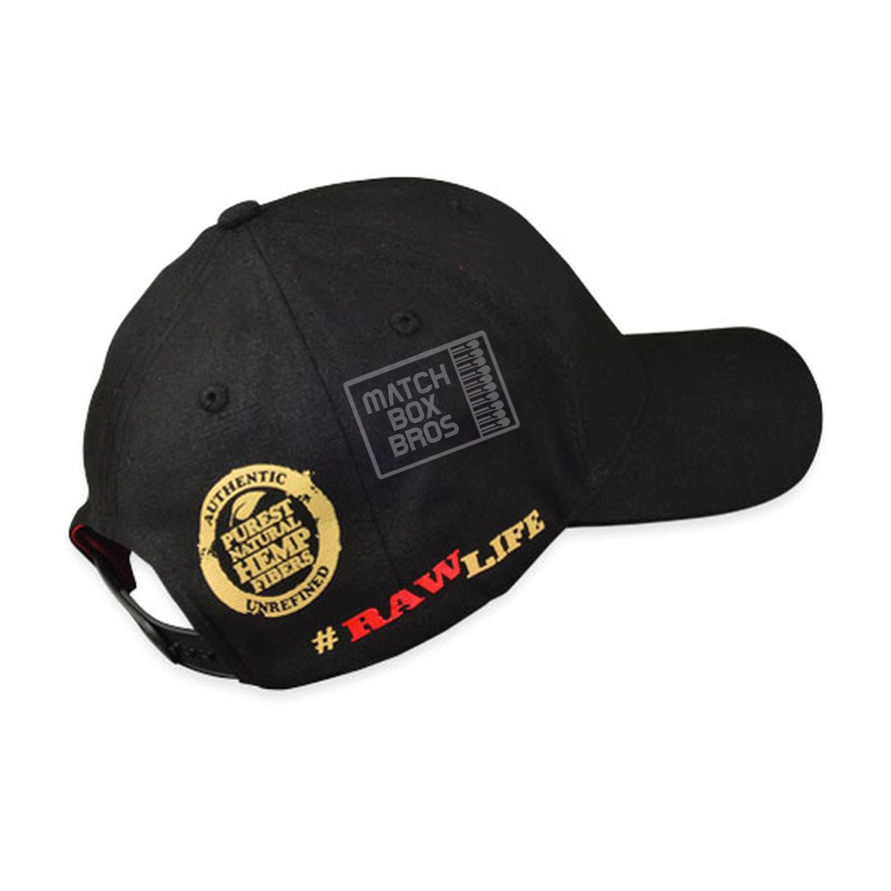 RAW Poker Hat 02