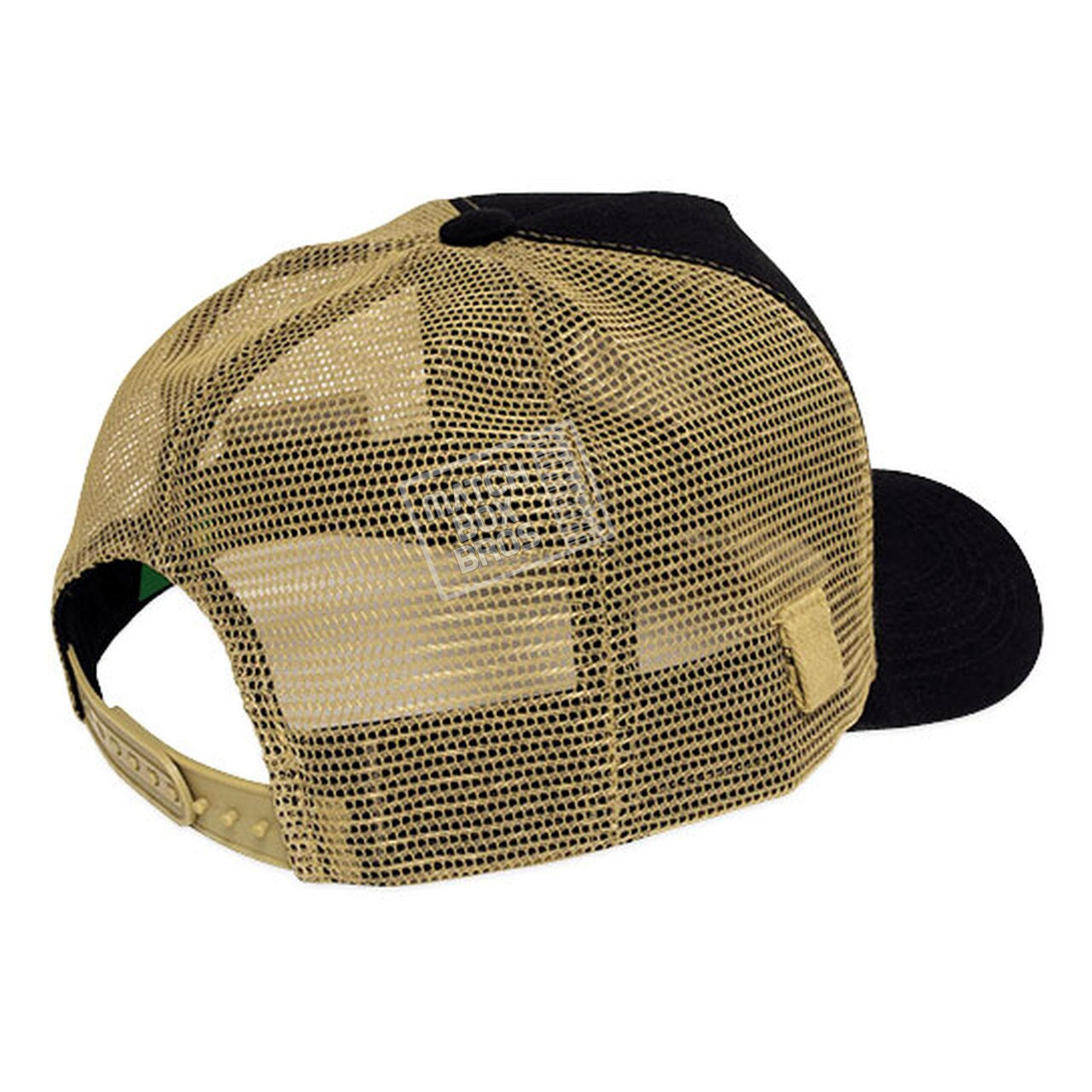 RAW Brazil Black Trucker Hat 02
