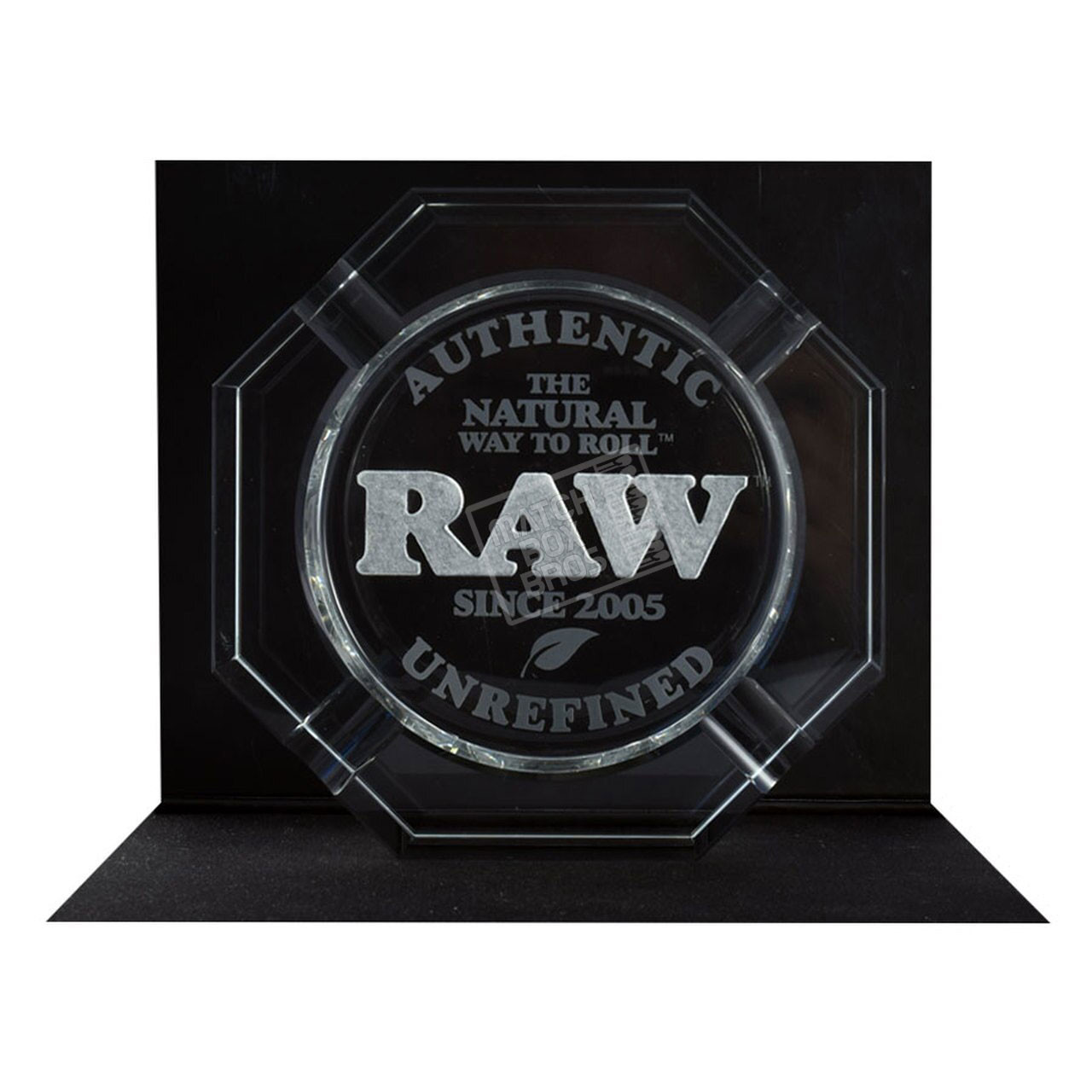 RAW Crystal Ashtray 01