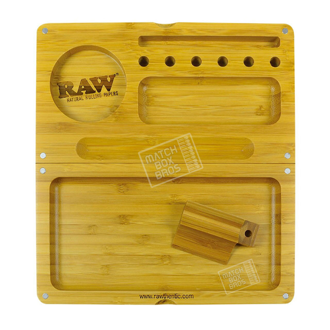 RAW Back Flip Bamboo Filling Tray 01