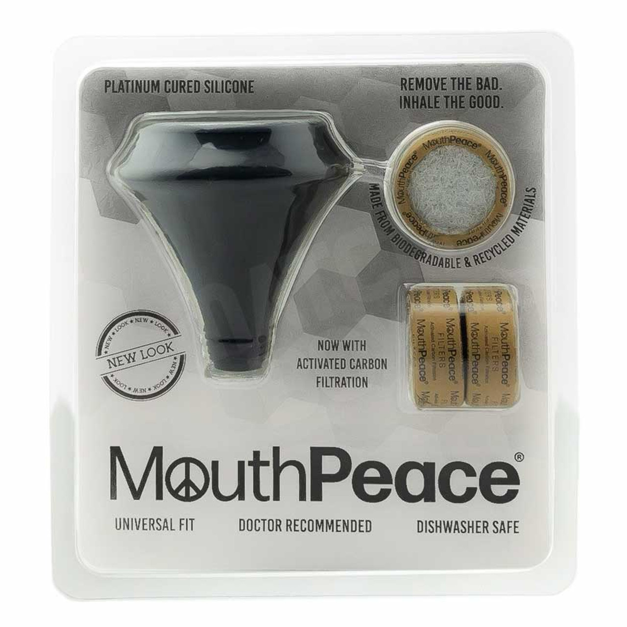 MouthPeace by Moose Labs Starter Kit in Black
