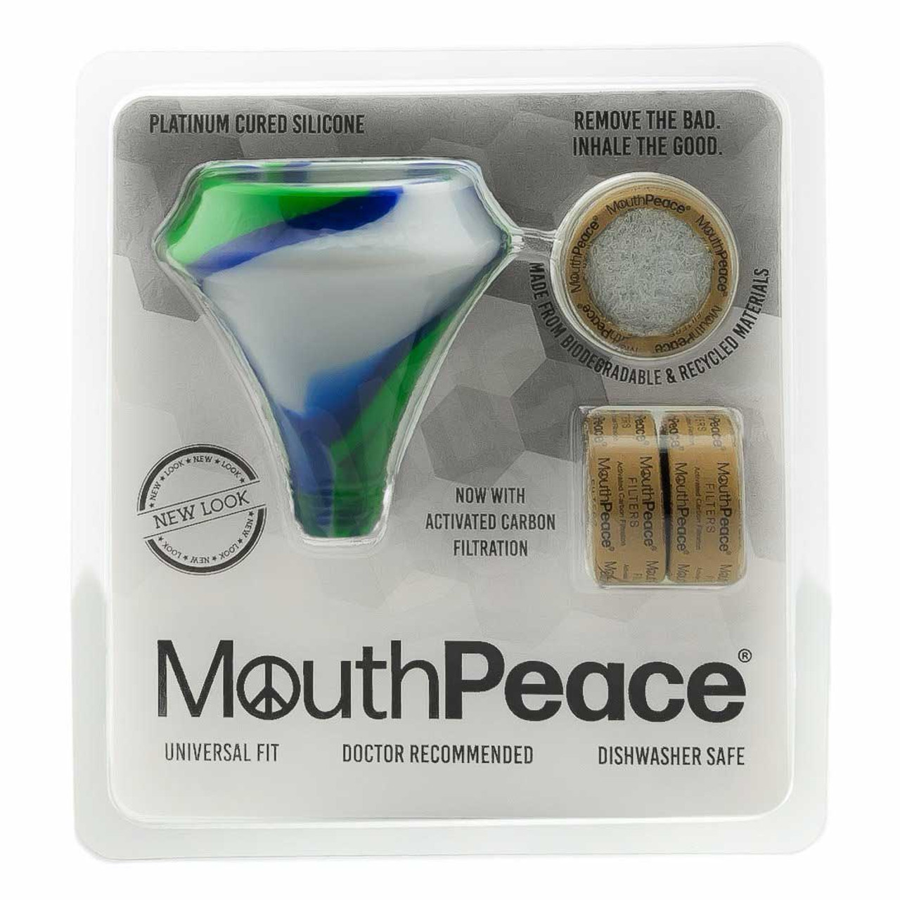 MouthPeace by Moose Labs Starter Kit in Earth
