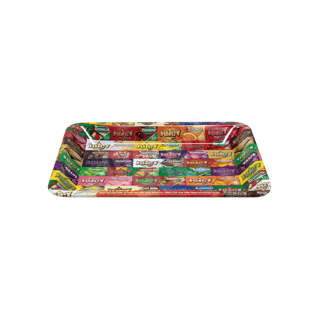 Juicy Rolling Tray Small (Side View)