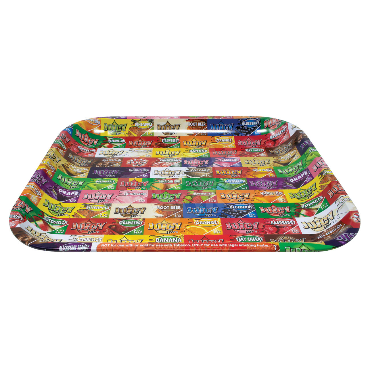 Juicy Rolling Tray Large (Side View)