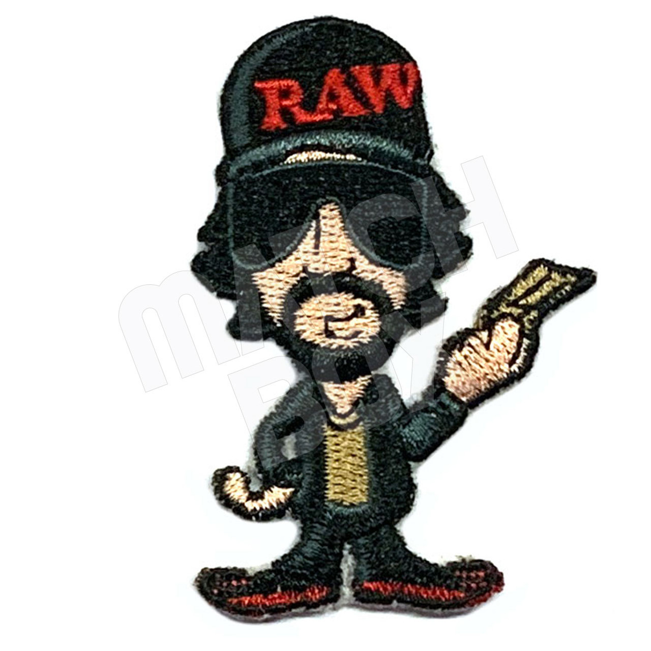RAW Smokers Patch Collection - Josh