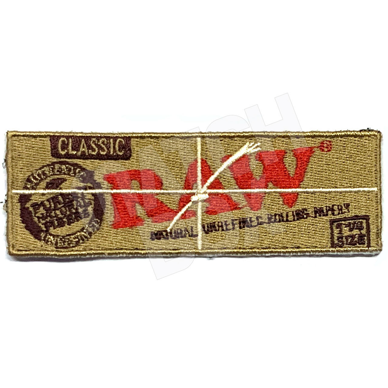 RAW Smokers Patch Collection - Classic Rolling Paper