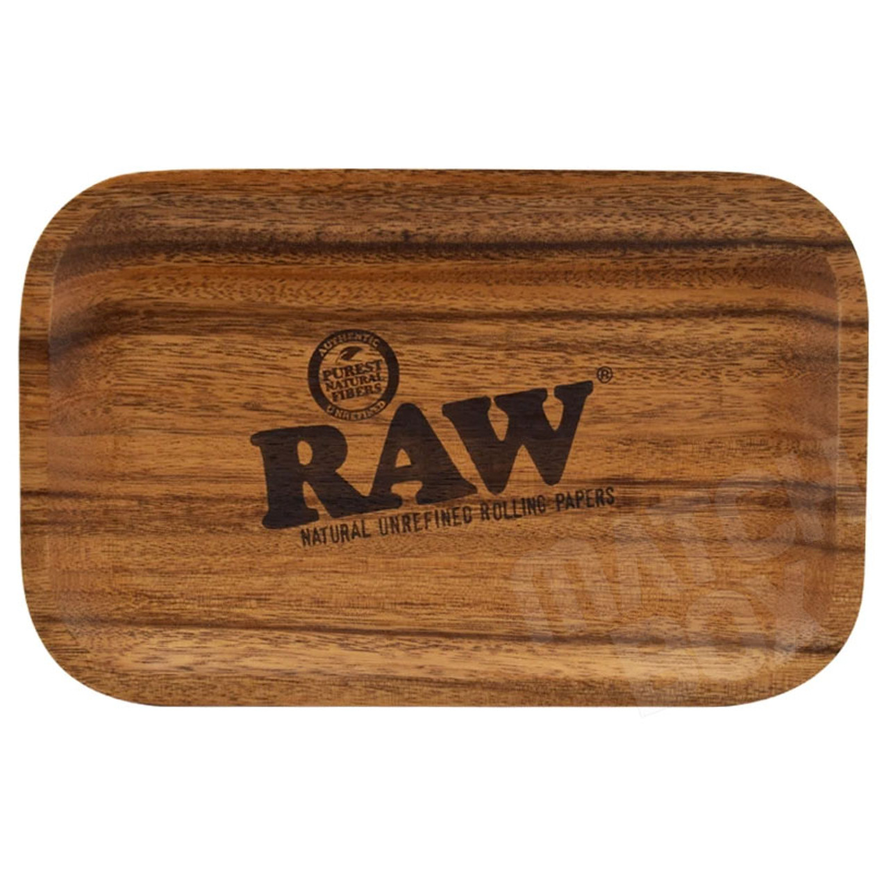 RAW Acacia Wood Rolling Tray