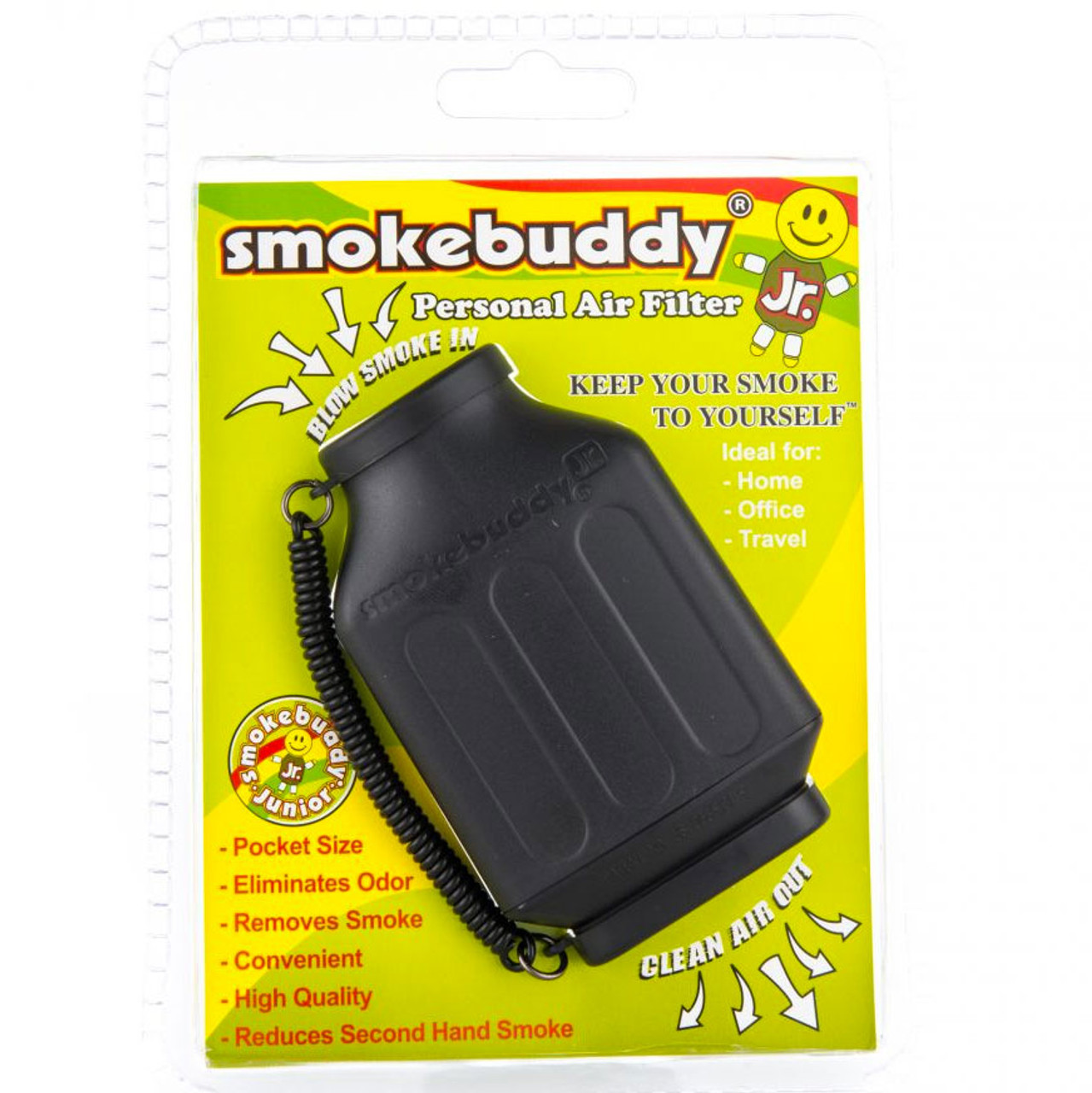 Smoke Buddy Jr Personal Air Filter
