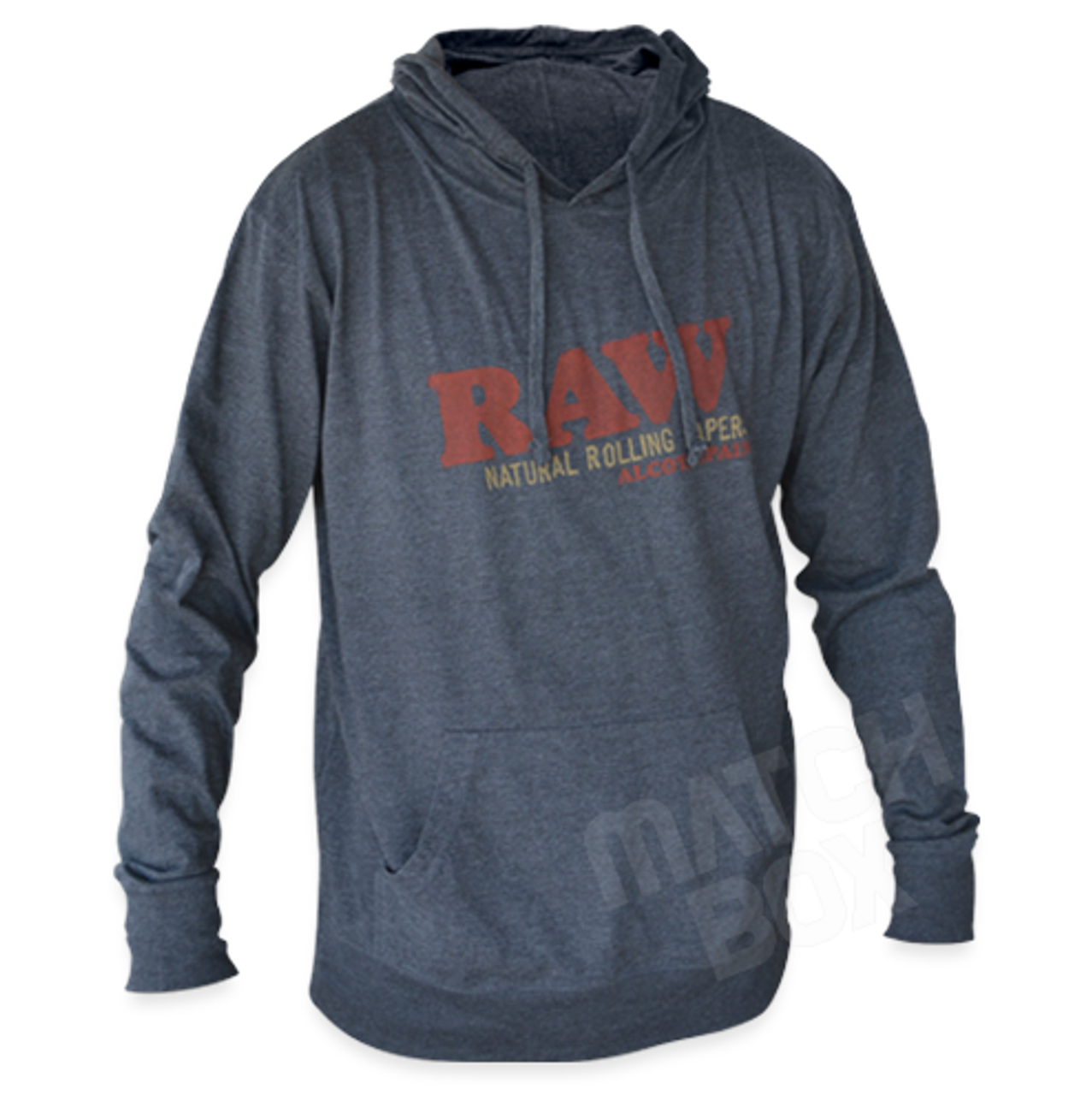 RAW Lightweight Grey Hoodies