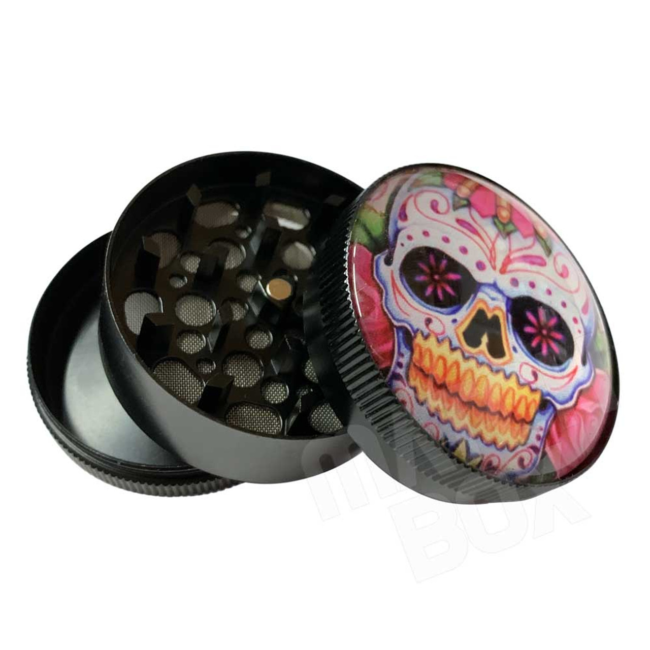 Skull Candy Pink 50mm Basic Grinder