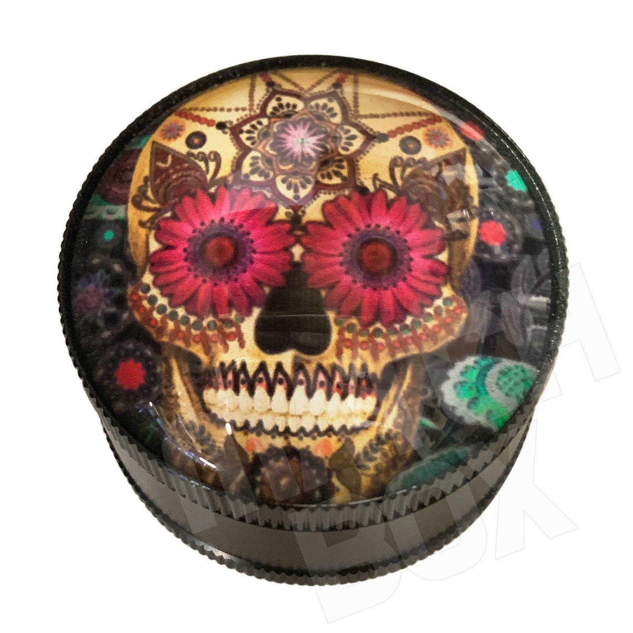 Skull Candy Pink Eyes 50mm Basic Grinder