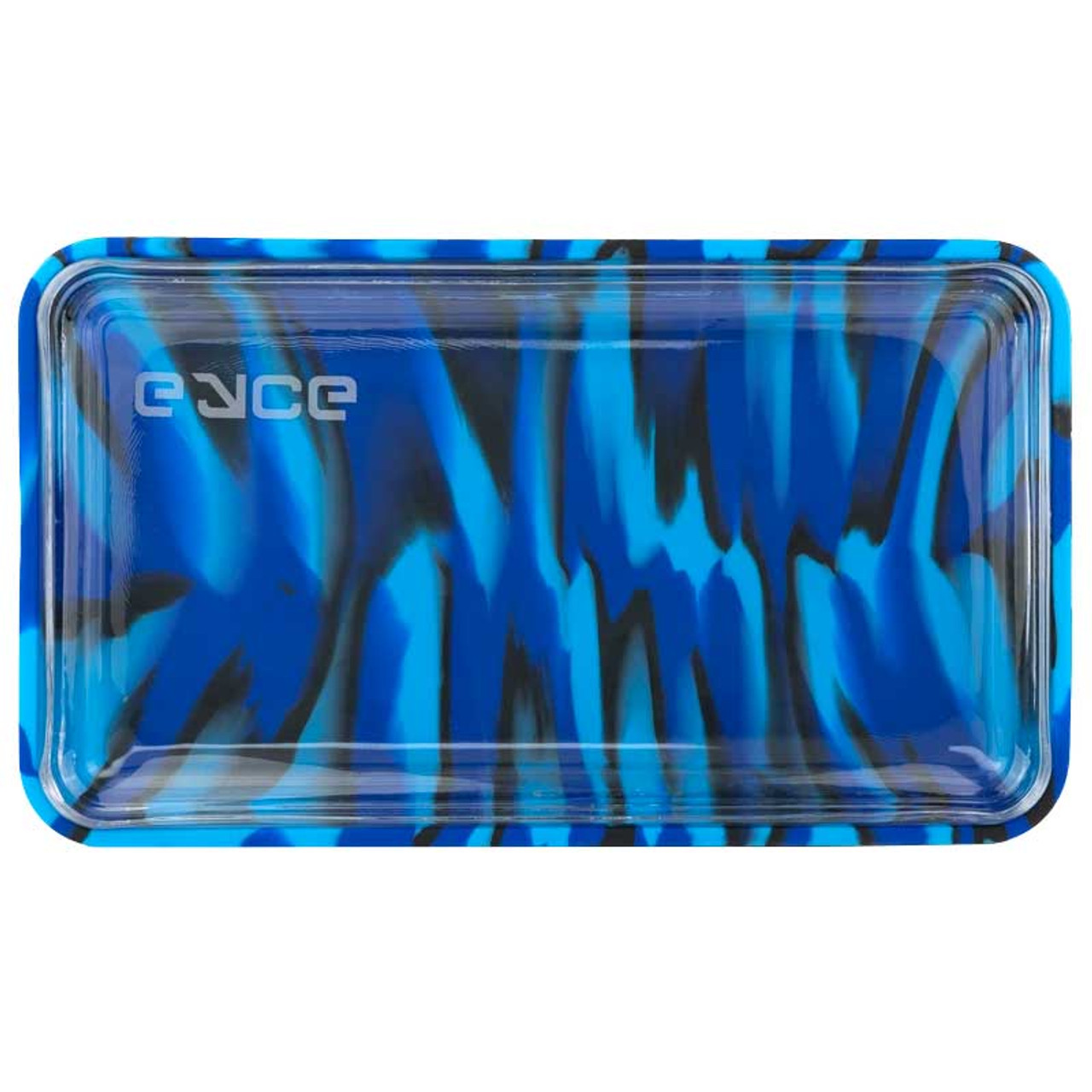 Eyce Rolling Tray - Midnight Blue