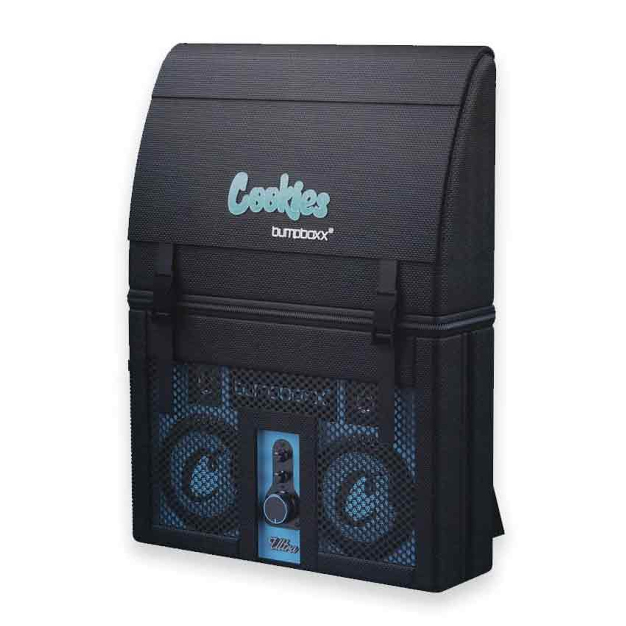 Bump Box Ultra Cookies Edition with Smell Proof Bag