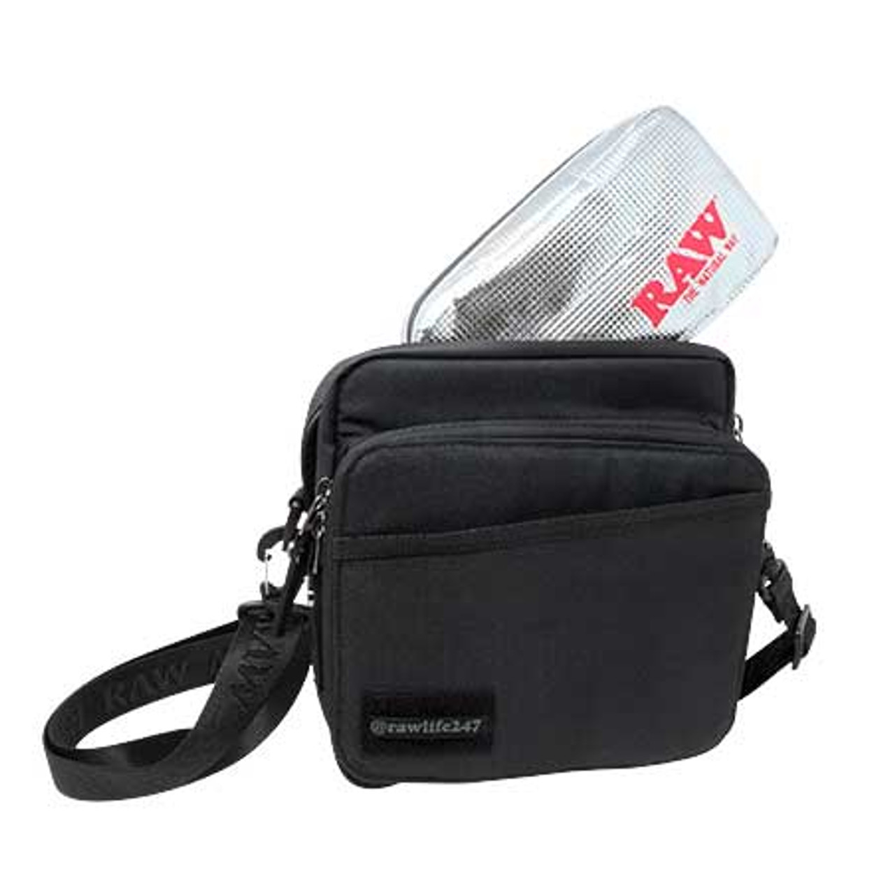RAW x Rolling Papers Day Bag