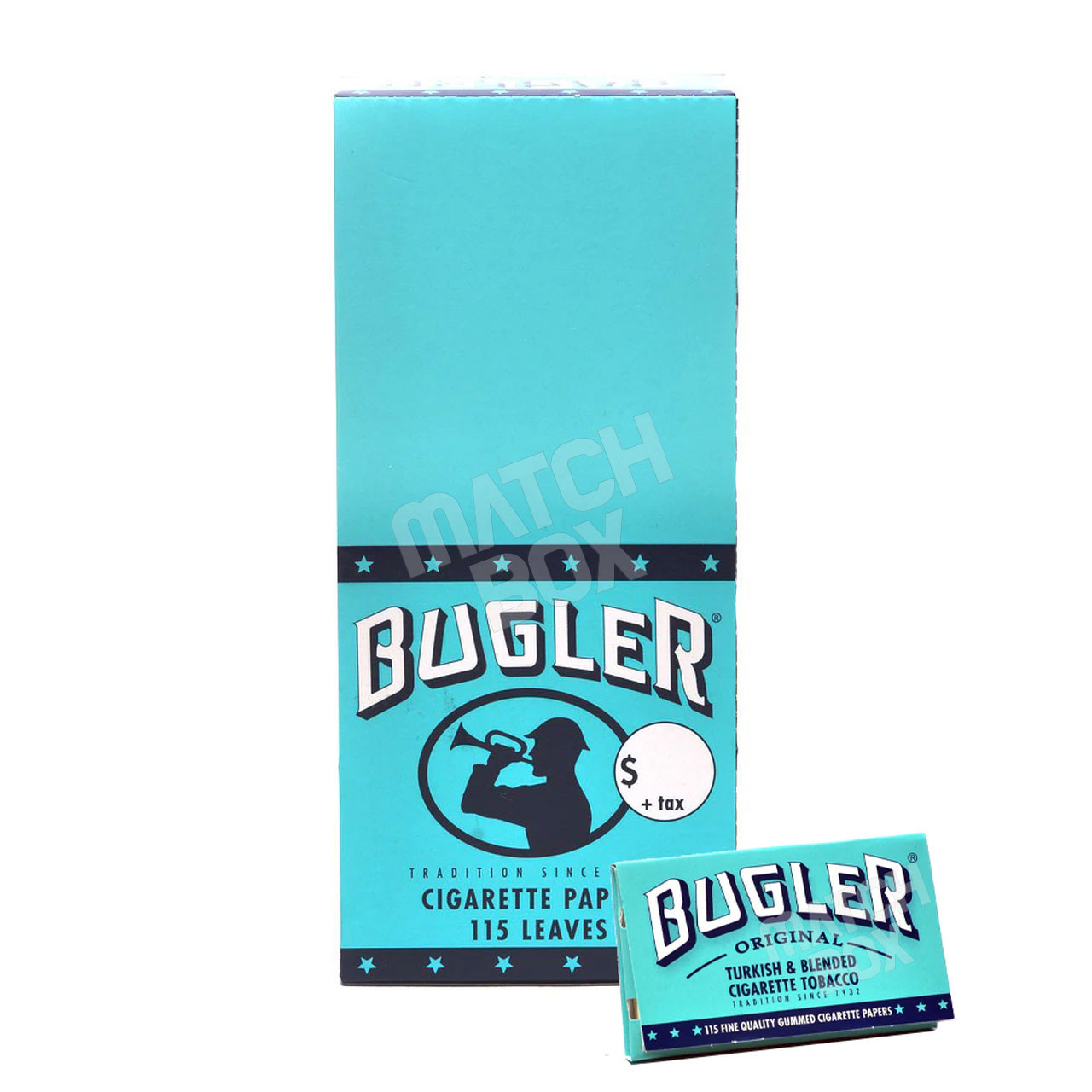 Bugler Single Wide Full Box