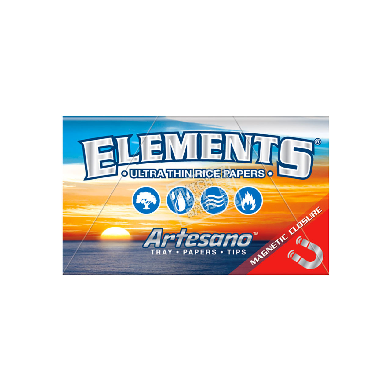 Elements Artesano 1 1/4 Size Paper