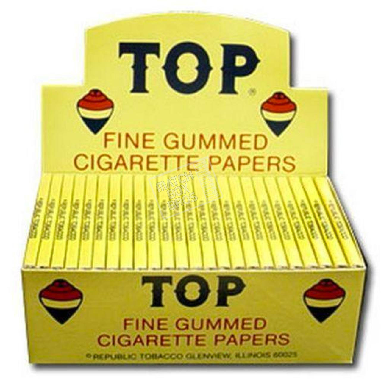 Top Single Wide Cigarette Papers
