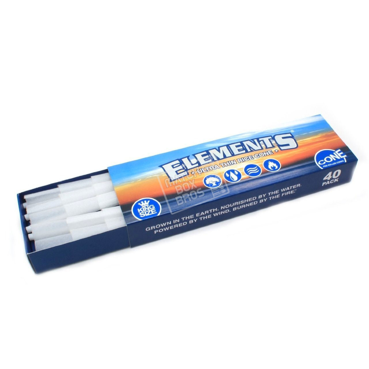 Elements KS Cones 40/Pack
