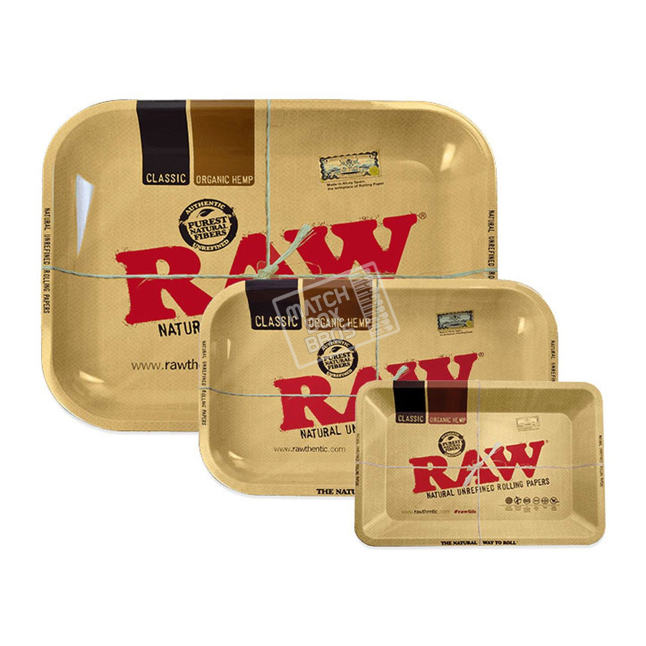 RAW Classic Rolling Tray