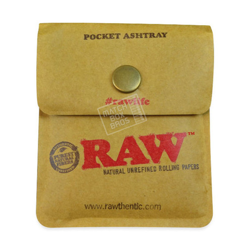 RAW Pocket Ashtray 01
