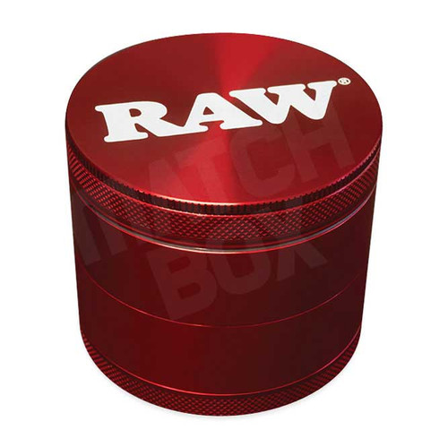 RAW LIFE Grinder RED