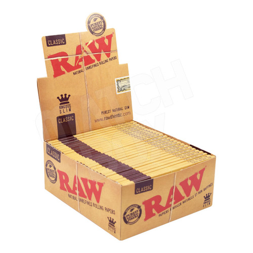 RAW Classic KS Slim Paper Full Box